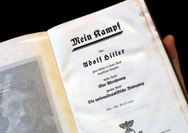 Kniha Main Kampf