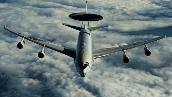 AWACS - Sputnik Česká republika