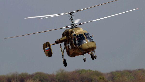 Ka-226T - Sputnik Česká republika