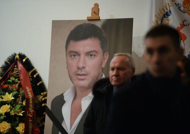 Pohřeb Borisa Němcova