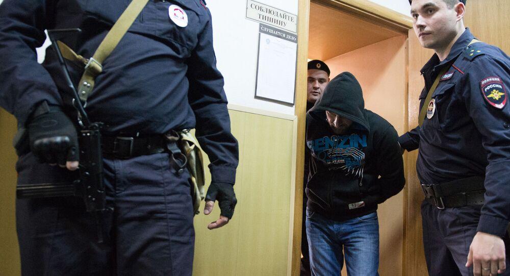Podezřelý Chamzat Bachajev
