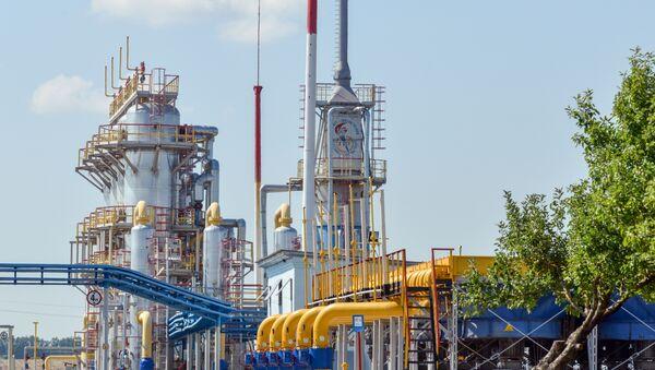 Skladiště plynu - Sputnik Česká republika
