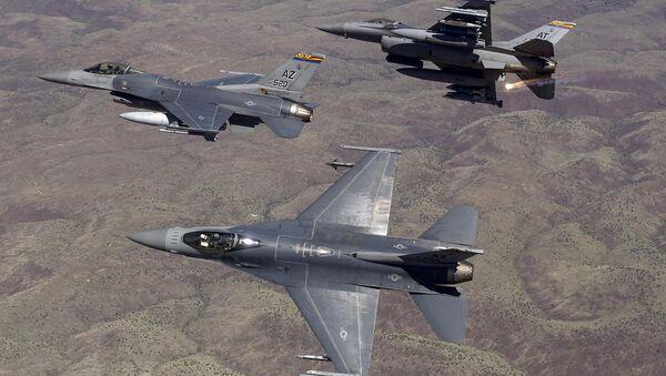 Americké vojenské letectvo - Sputnik Česká republika
