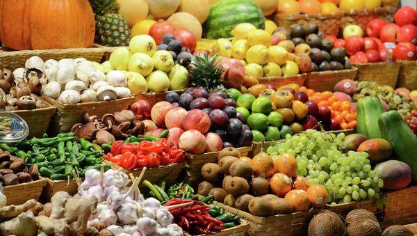 Ovoce a zelenina - Sputnik Česká republika