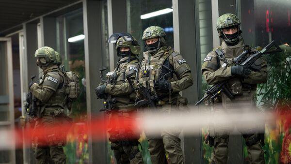 Mnichovská policie získala konkrétní údaje o naplánovaném teroristickém činu na nádražích. - Sputnik Česká republika