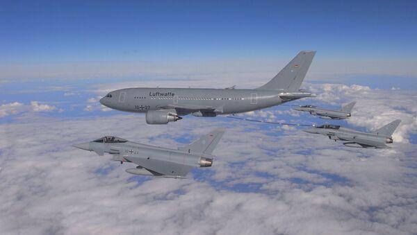 Německé vojenské letectvo - Sputnik Česká republika