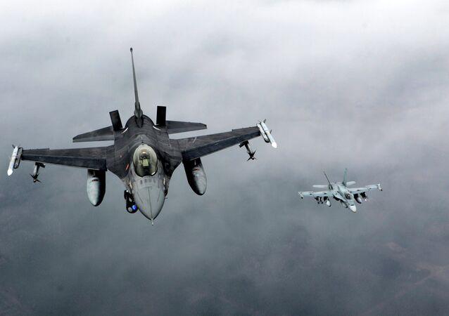 Letectvo NATO