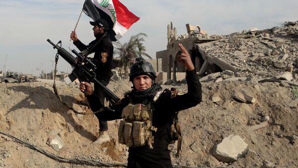 Iráčtí vojáci - Sputnik Česká republika