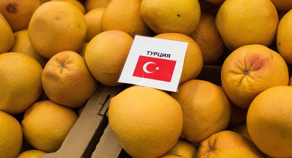Turecké mandarinky