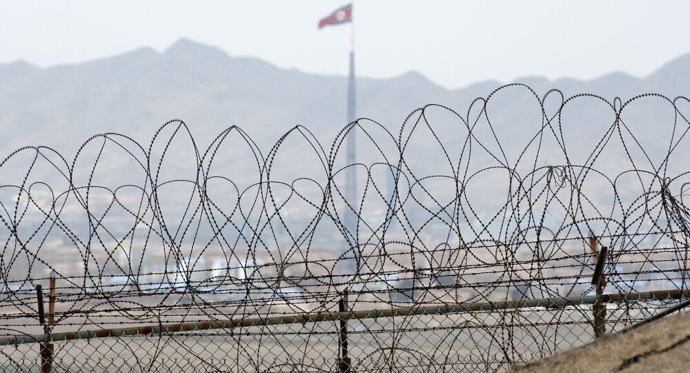 Hranice KLDR a Jižní Koreje