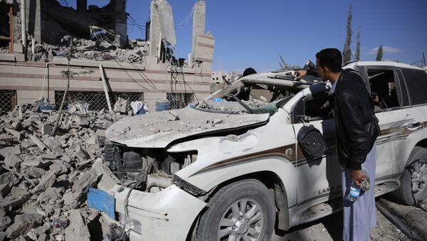 Jemen. Ilustrační foto - Sputnik Česká republika