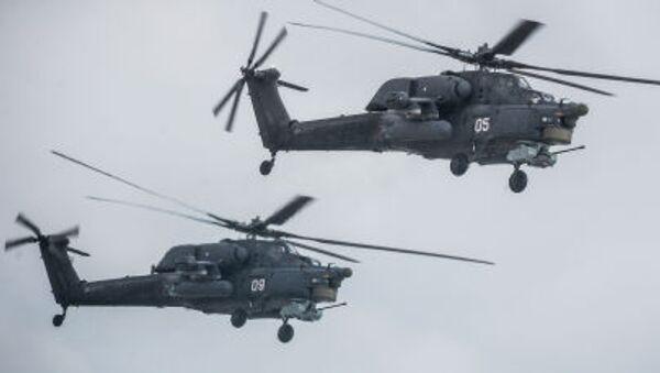 Mi-28N Noční lovec - Sputnik Česká republika