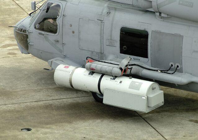 Vzdušný laser (Airborne Laser). Ilustrační foto
