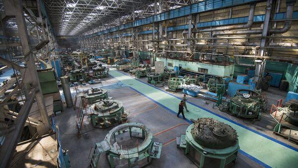 Výrobní dílna - Sputnik Česká republika