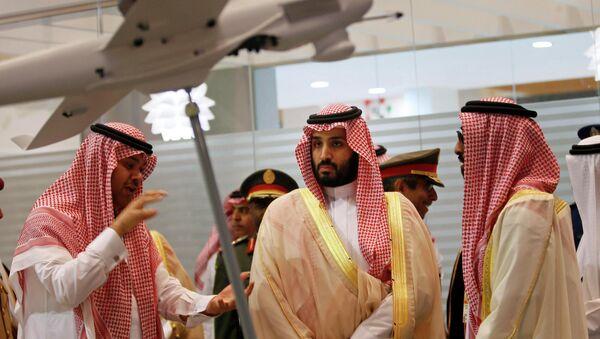 Mohamed bin Salmán,  člen saúdskoarabské královské rodiny, je rovněž ministrem obrany země - Sputnik Česká republika