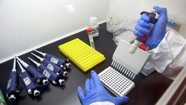 Vakcína proti ebole - Sputnik Česká republika