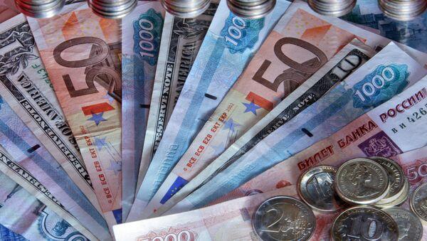 Měnová válka - Sputnik Česká republika