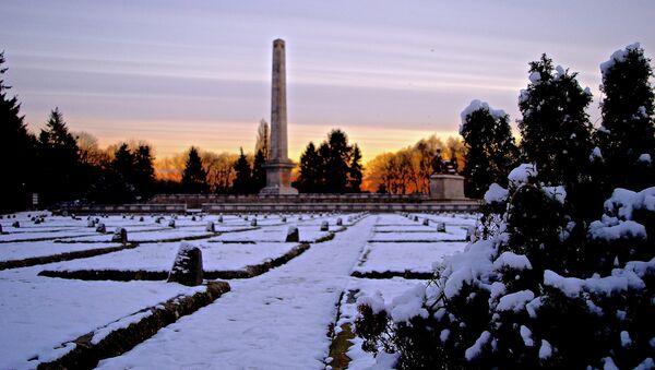 Pomník sovětským vojákům - Sputnik Česká republika