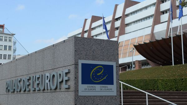 Budova Rady Evropa ve Štrasburku - Sputnik Česká republika