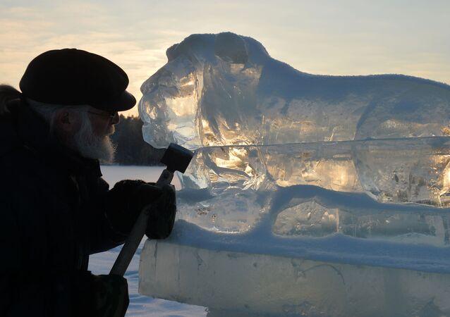 ledová kompozice