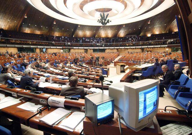 Parlamentní shromáždění Rady Evropy (PACE)