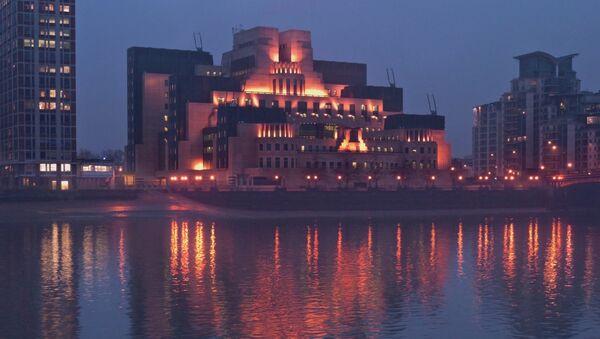 Budova MI5 - Sputnik Česká republika