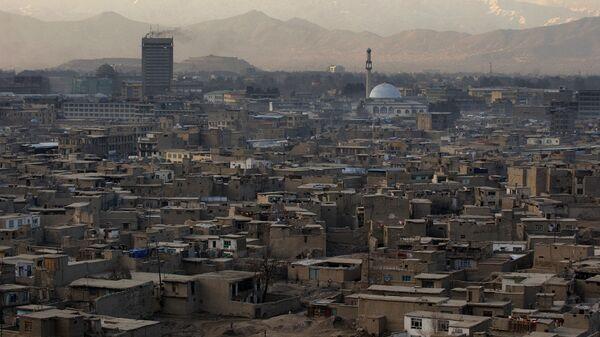 Вид города Кабул, Афганистан  - Sputnik Česká republika