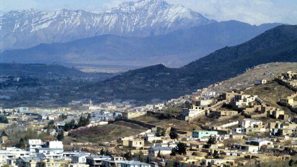 Pohled na Kábul  - Sputnik Česká republika