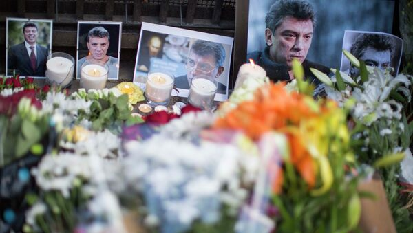 Boris Němcov - Sputnik Česká republika