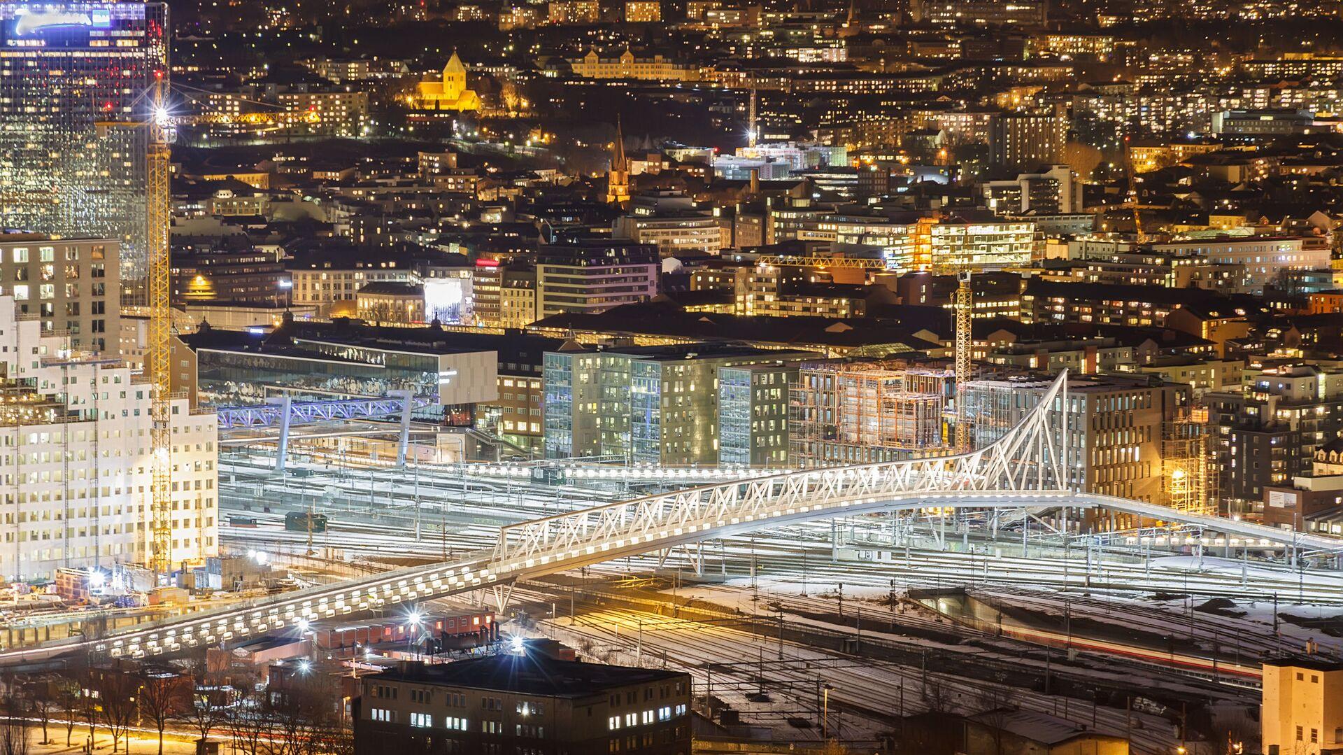 Oslo - Sputnik Česká republika, 1920, 30.04.2021