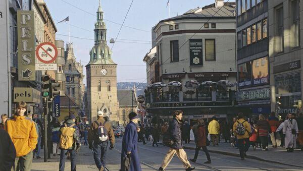 Norway, Oslo - Sputnik Česká republika