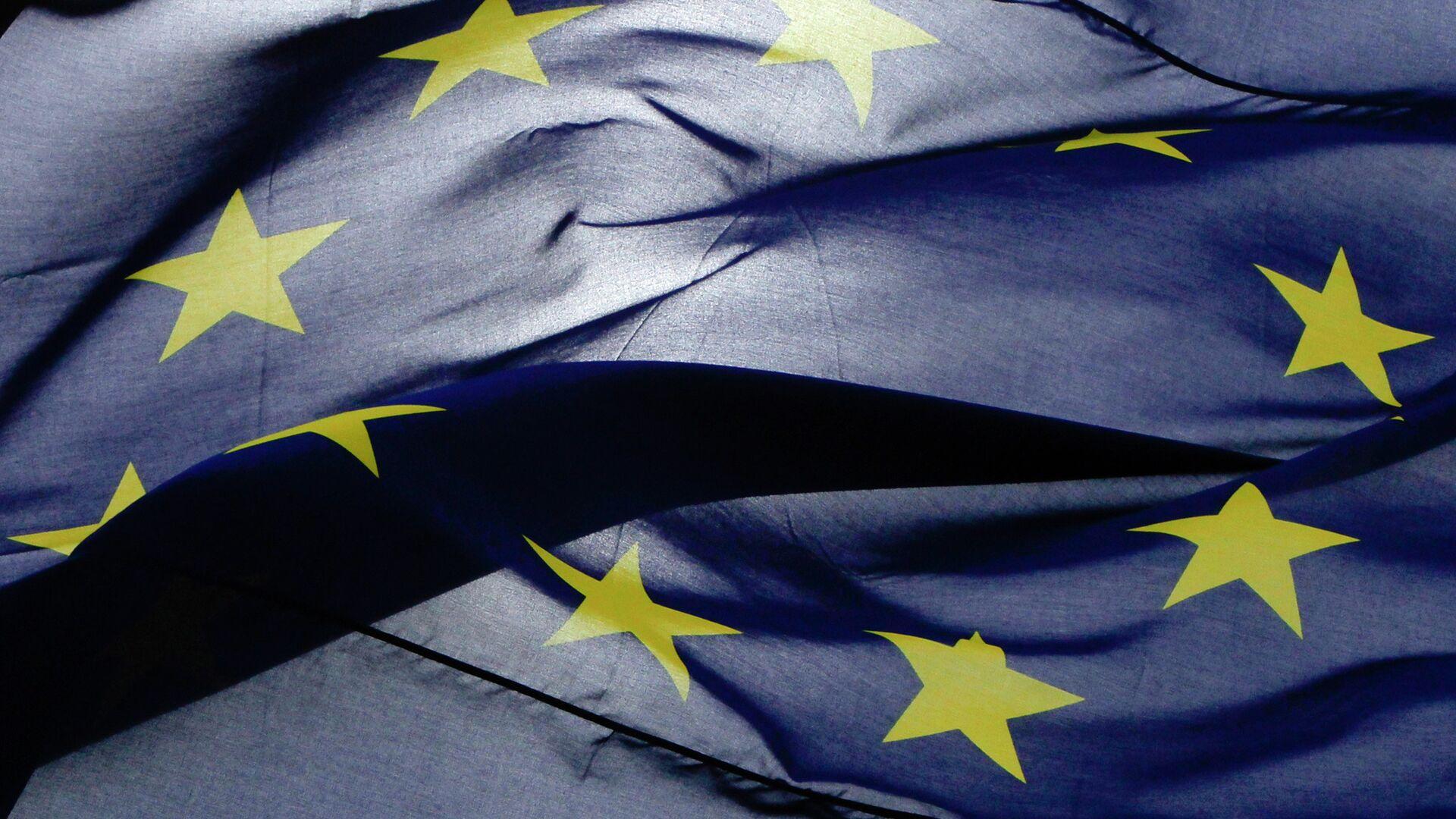 Vlajka EU - Sputnik Česká republika, 1920, 27.06.2021