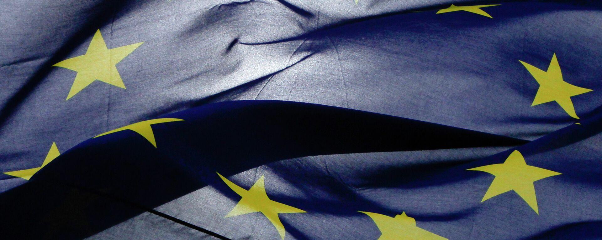 Vlajka EU - Sputnik Česká republika, 1920, 19.05.2021