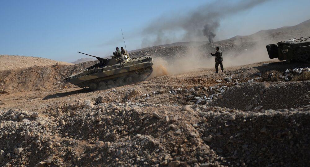 Boj o Palmýru