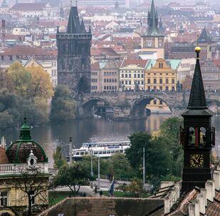 Klaus mladší obvinil vedení Prahy z dopravního teroru: Mají radnici a moc to automobilistům natřít