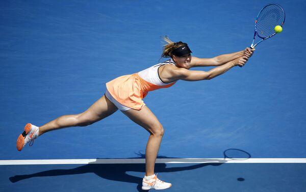 Ruská tenistka Marija Šarapovová - Sputnik Česká republika