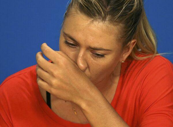Marija Šarapovová prohrála se Serenou Williamsovou - Sputnik Česká republika