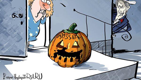 Strašák pro Evropu - Sputnik Česká republika