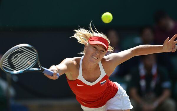 Maria Šarapovová (tenis) - Sputnik Česká republika
