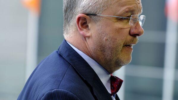 Litevský ministr obrany Juozas Olekas - Sputnik Česká republika
