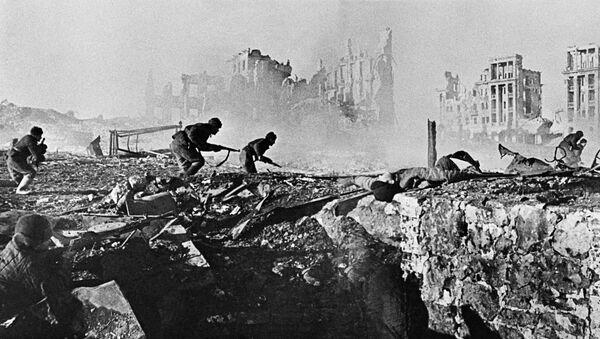 Stalingradská bitva - Sputnik Česká republika