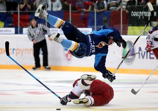 Kontinentální hokejová liga