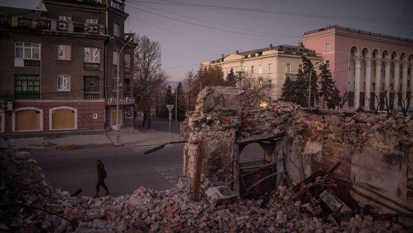 Luhansk - Sputnik Česká republika