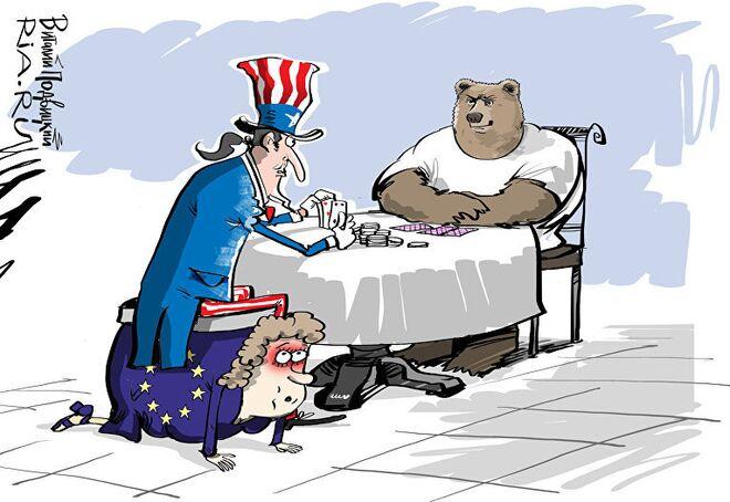 Proamerické sankce?