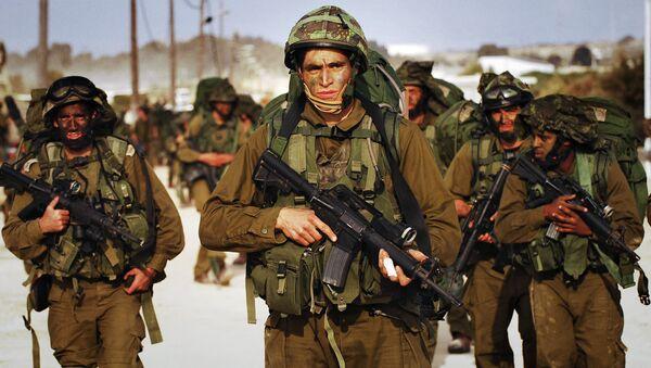 Izraelská armáda - Sputnik Česká republika