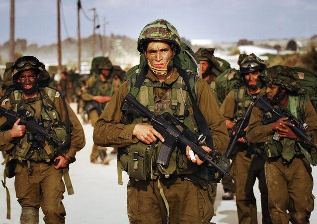 Izraelská armáda