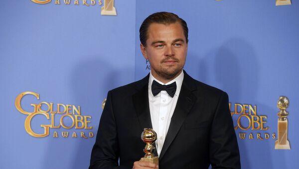 Leonardo DiCaprio - Sputnik Česká republika