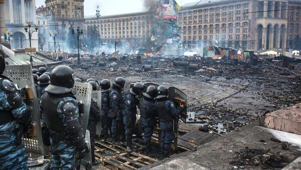 Náměstí nezávislosti (Majdan) - Sputnik Česká republika