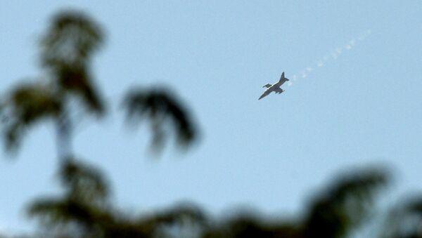 Syrská stíhačka MiG-23 - Sputnik Česká republika