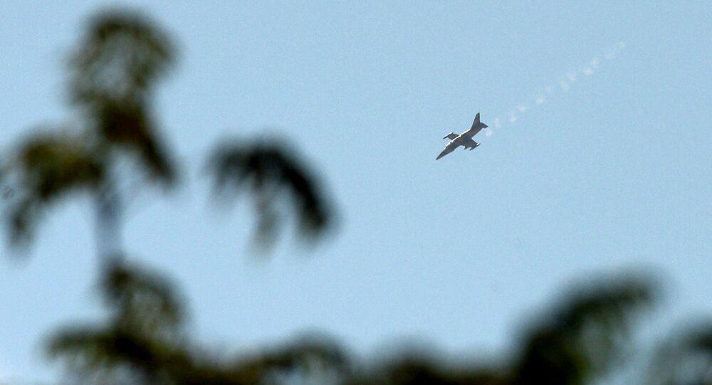 Syrská stíhačka MiG-23